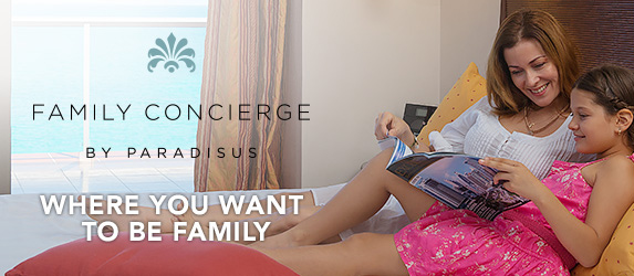 family-concierge - Paradisus Varadero Resort & Spa
