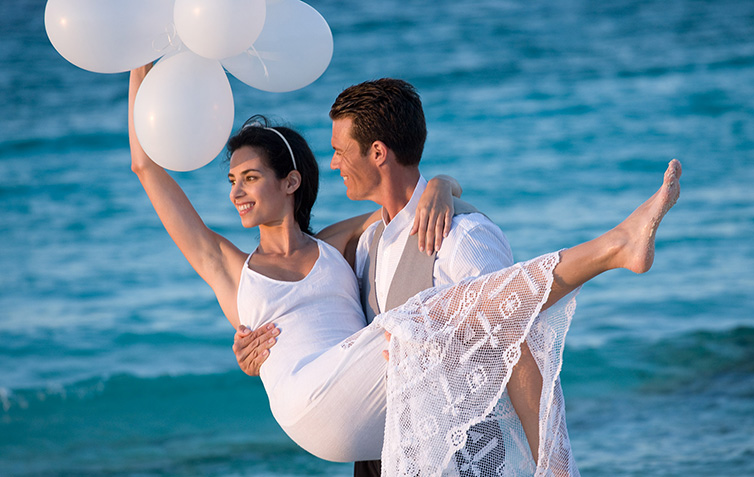 Gratis-Hochzeit = Paradisus Princesa del Mar Resort & Spa