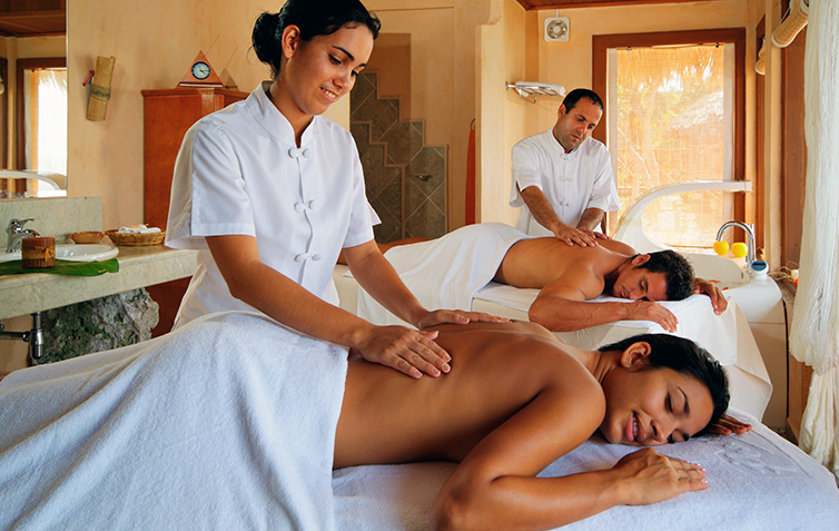 Spa-Hotels in Kuba - Spa-Service: Pakete